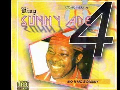 King Sunny Ade- Baba Mode