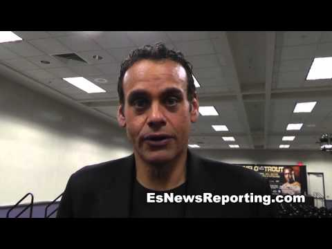 David Faitelson of espn deportes talks saul canelo alvarez - EsNews Boxing