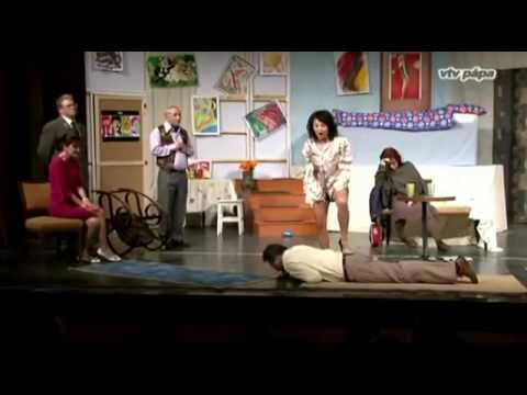 Black comedy premier vtv Pápa