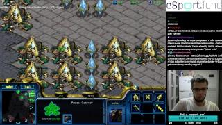 Dewalt Starcraft:Remastered Stream from Korea! 10/02/19