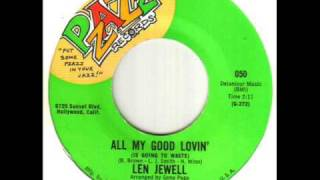 Len Jewell - Bettin' On Love
