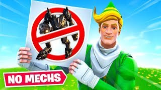 Fortnite Before They Added Mechs... (Best Fortnite)