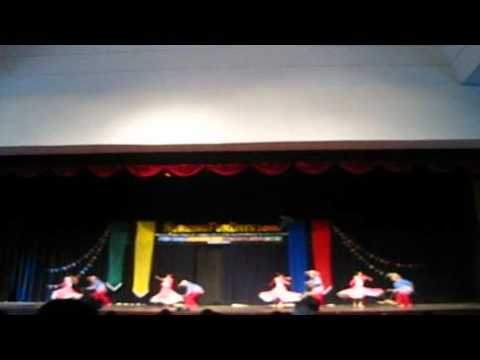 Fun Days 2010 - Philippine Folk Dance - Regatones - Johnson 2011 video