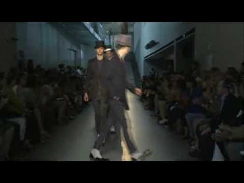 Z Zegna S/S 2010 Milan part 2 Video