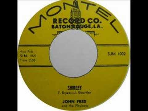John Fred And His Playboy Band - Shirley