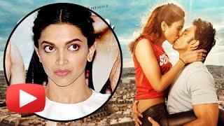 Deepika Padukone SHOCKING REACTION On Befikre Kiss Poster