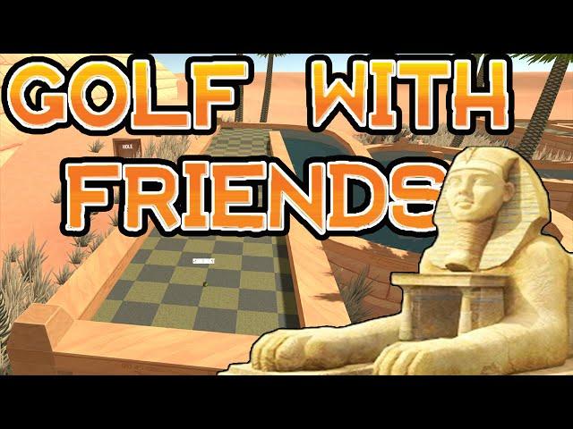 Руководство запуска: Golf With Your Friends по сети