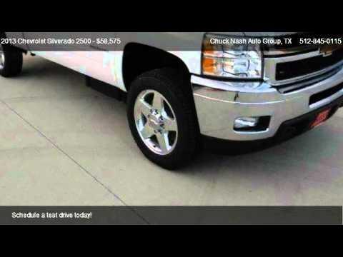 2013 Chevrolet Silverado 2500 LTZ for sale in San Marcos
