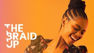 Flat Twist Bun | The Braid Up | Cosmopolitan