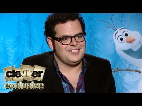 Josh Gad  voice of Olaf in  Frozen   becomes dad for second timeJosh Gad Olaf