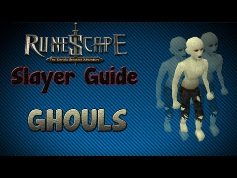 """""""Runescape 07″ – Slayer guide #11: Ghouls!"""