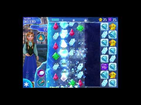 Disney Frozen Free Fall - Level 41 [Gameplay Walkthrough]