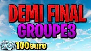 [DAY 2   Tournoi Remdan] - 5k soon / 2 MIN DELAY / Demi final / Groupe 3