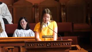 A Story of Bravery: Children's Sabbath Sermon