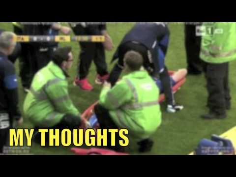 Riccardo Montolivo Broken Leg Horrible Injury Italy vs Ireland 0-0 Game 31/05/2014 THOUGHTS