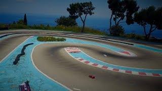 RC Cars : Le défi circuit Mboula vs Alvaro ! - AS MONACO