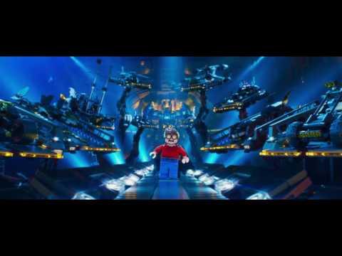 The LEGO Batman Movie - Comic Con - Trailer 3