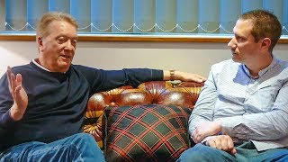 FRANK WARREN UNCUT! On Hearn, ESPN & more | Inc PREVIOUSLY UNSEEN FOOTAGE