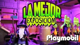 1️⃣ I EXPOSICIÓN JAENCLICK ---DIORAMAS de PLAYMOBIL---