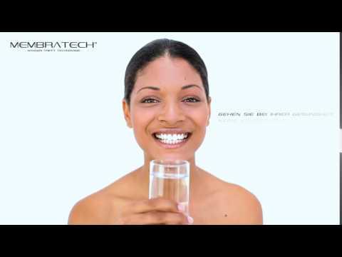 Schützen Sie Ihre Gesundheit mit reinem Wasser der Membratech® A-Serie