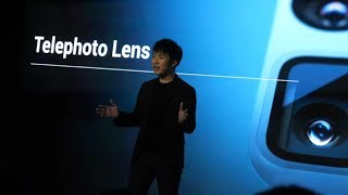Oppo 10x Lossless Zoom and 5G phone
