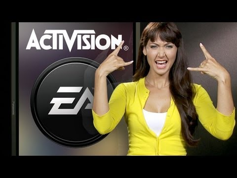 Jessica Chobot Returns, Ghost Recon Parody & Activision vs EA - IGN Daily Fix 05.18.12