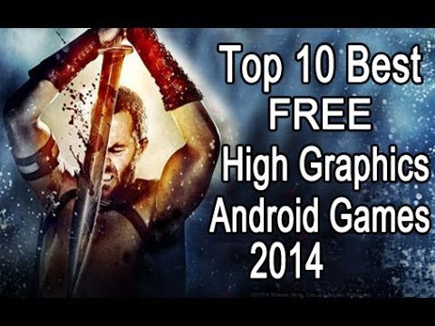 top 10 android games 2014 download