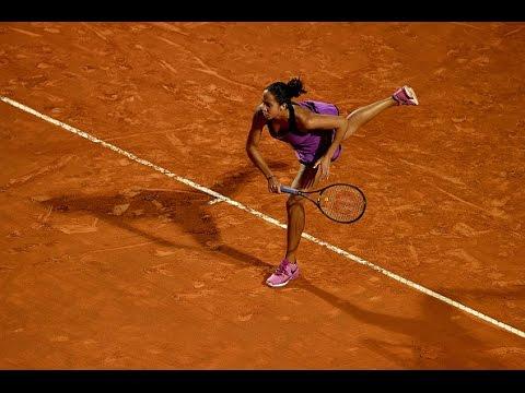 2016 Internazionali BNL d'Italia Round of 16   Madison Keys vs Timea Babos   WTA Highlights
