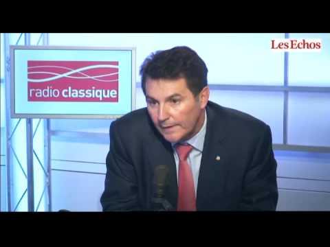 Olivier Roussat, invité de l'économie