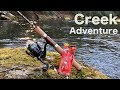 Trout Fishing with a LEGENDARY Lure!!! (Creek Fishing Adventure) thumbnail