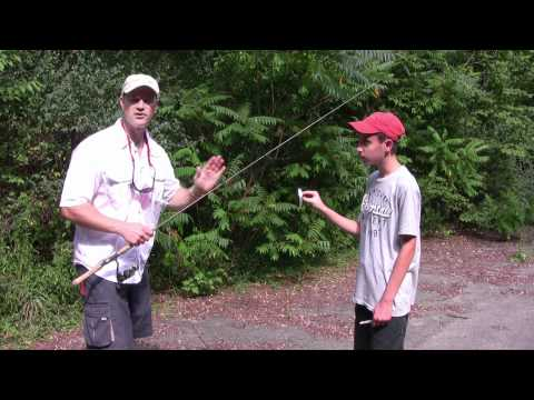 How to Spool Line onto your Reel - Preventing Fishing Line Twist While Spooling Spinning Reels