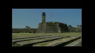 Sri Lanka - Galle Fort history