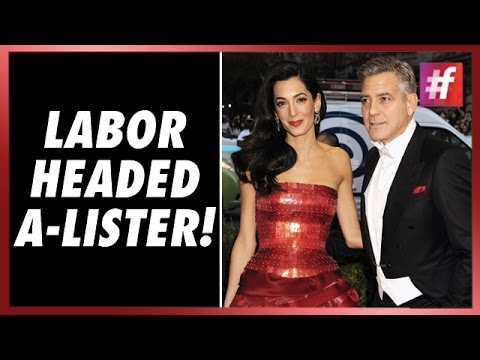 Amal Clooney Hopes To Shine Light On Human Rights Violations! #fame Hollywood