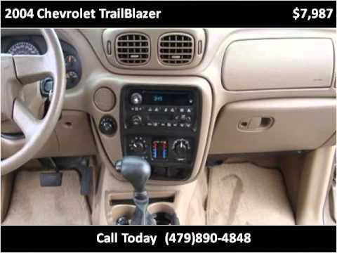 2004 Chevrolet TrailBlazer Used Cars Russellville AR