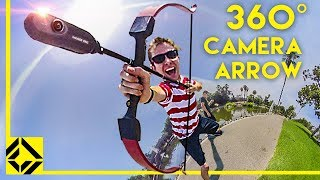 360° Camera on an Arrow!