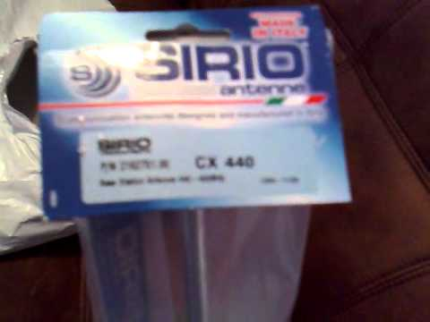 PMR Radio: Sirio CX-440 UHF Base Antenna - Part 1