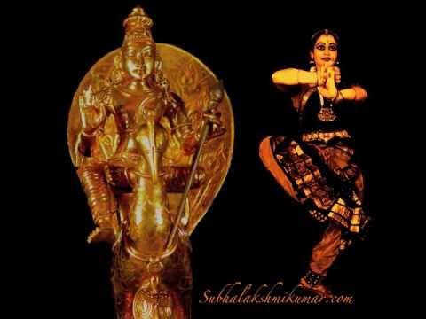 8. Bharatanatyam Subhalakshmi Kumar Thiruppugazh Medley SR
