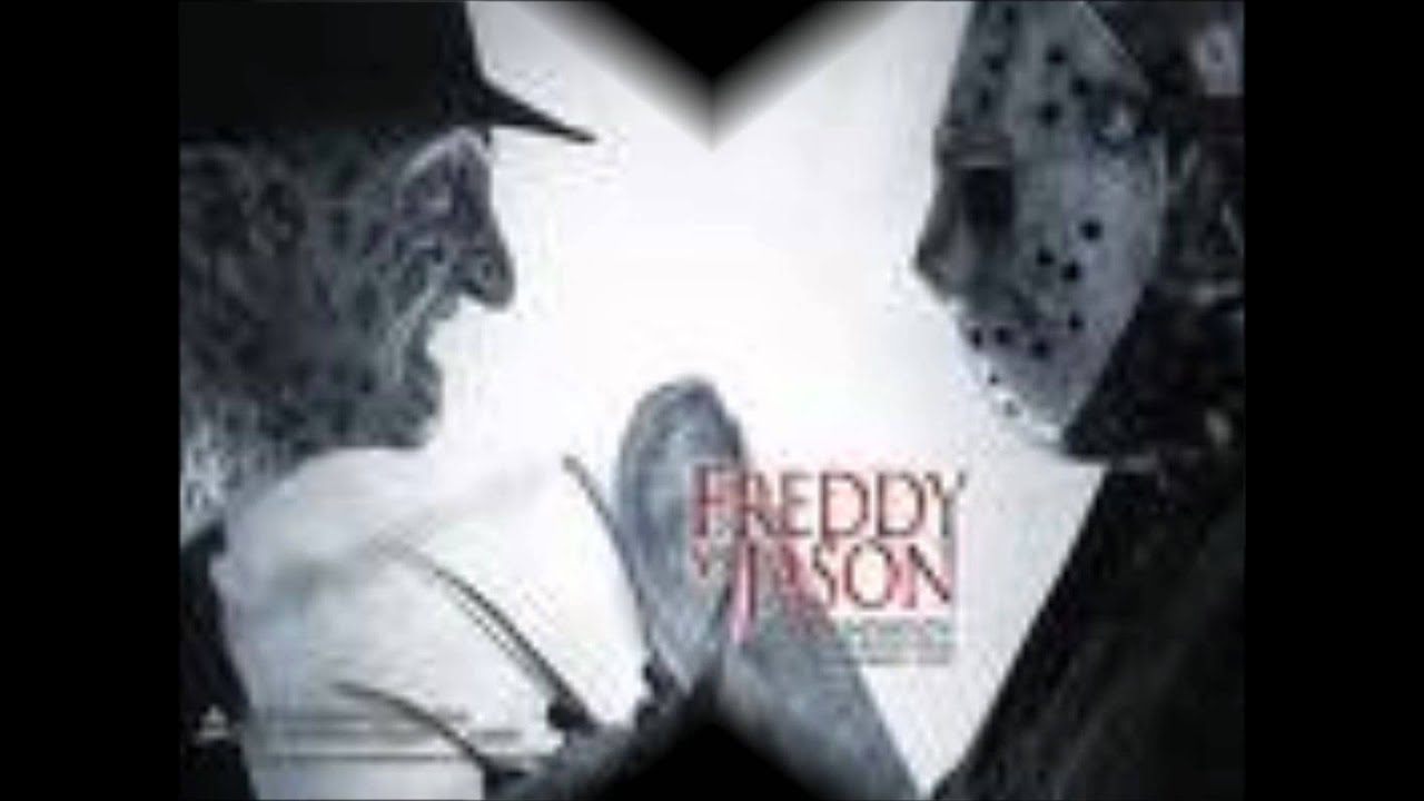 Freddy vs Jason Drawings Freddy vs Jason Drawing