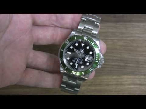How to tell a FAKE Rolex watch from a REAL One. It isn t always easy!