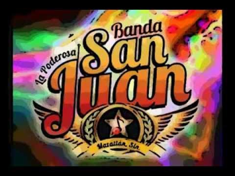 Claro La Poderosa Banda San Juan ESTRENO 2013 LETRA