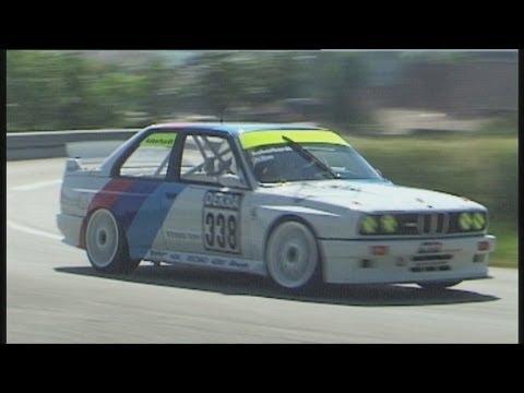 DTM BMW M3 E30 Sport Evo 2.5 - ex Steve Soper Bigazzi 1991 at Swiss Hillclimb by René Aeberhardt