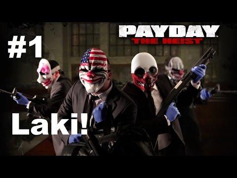 Abençoados pelo bug-Payday the Heist-#1?