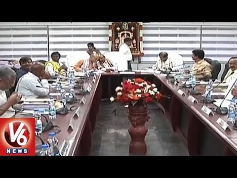 TTD Holds Board Meeting On Tirumala Darshan Restriction And Mahasamprokshana | V6 News