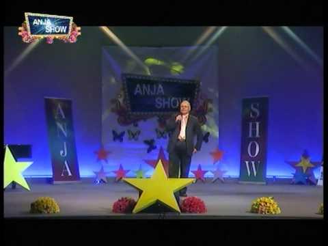 PIER PAOLO BETTI AD ANJA SHOW 2012