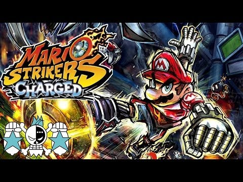 Les Découvertes Del Queso ! #02 Mario Strikers Charged Football thumbnail