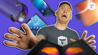 Apple is to Blame for These Ridiculous SmartPhones. Can You Handle the Galaxy Fold & Huawei Mate X?