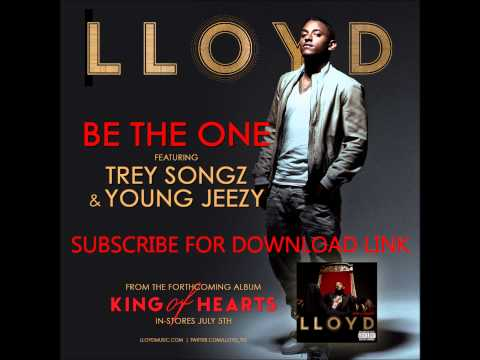 Lloyd-be The One (instrumental Hd) video