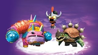 Battles and Capture Sequences of the Magic Villains in Skylanders: Trap Team