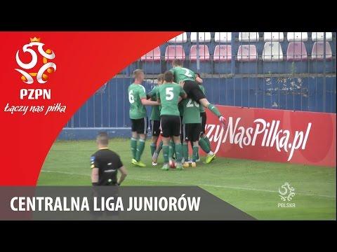 Finał CLJ: Lech Poznań - Legia Warszawa 2:3 (bramki)