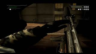 Black: Level Eight- Final Level (PS2 on PS3 with mCable: Gaming/Cinema)
